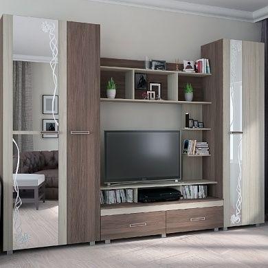 Гостиная Атлантида-3 купить в Екатеринбурге | Мебелька