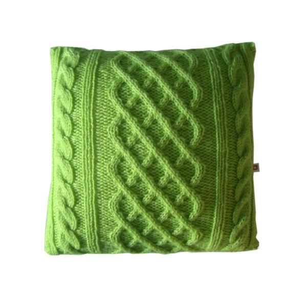 19 best images about coussins en tricot on pinterest - Housse de coussin en tricot ...