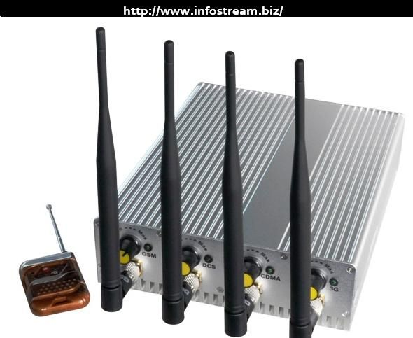 315/433 mhz car remote control jammer 30 meters ra   Mobile Phone Jammers And Radio Frequency Blockers