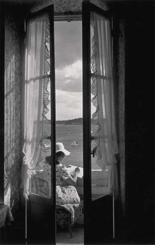Edouard Boubat Lie be Brehat 1954