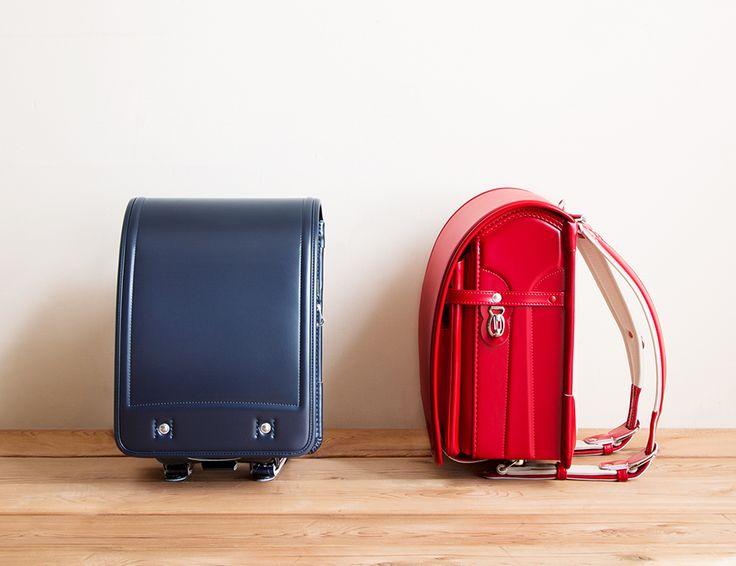 Japanese school bags