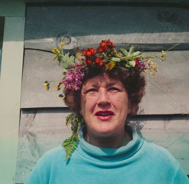 Julia Child | Radcliffe Institute for Advanced Study at Harvard University