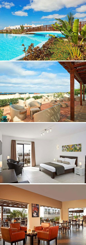 Melia Dunas Beach Resort & Spa is chique, stijlvol en modern. Ook niet heel onbelangrijk is de prettige sfeer in dit luxe vijfsterren hotel. Jong en oud zal zich hier gegarandeerd vermaken en terugkijken op een onvergetelijke vakantie op het Kaapverdische eiland Sal.