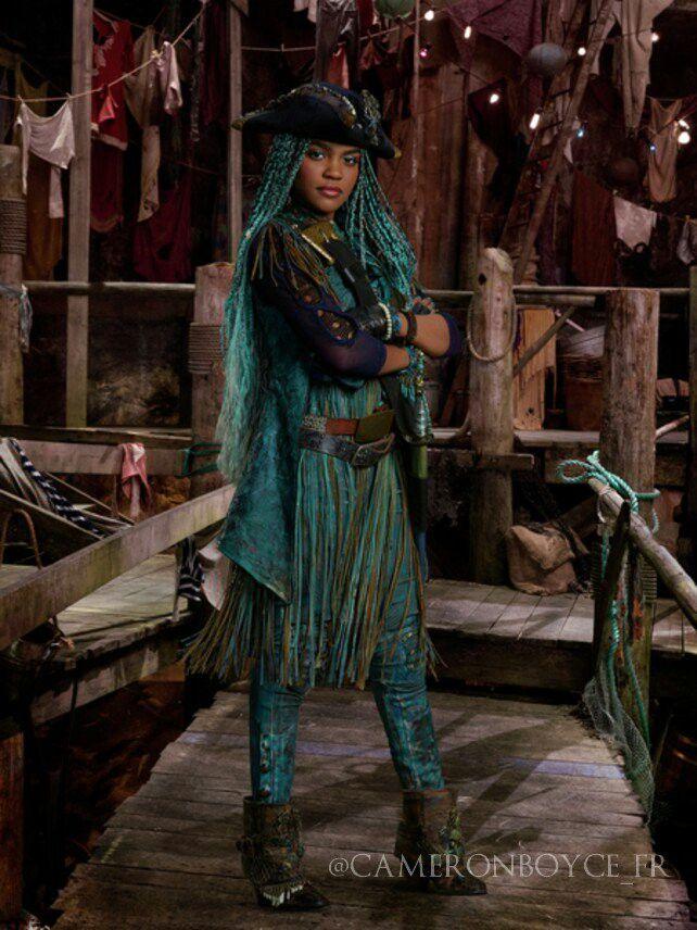 Uma the daughter of Ursula