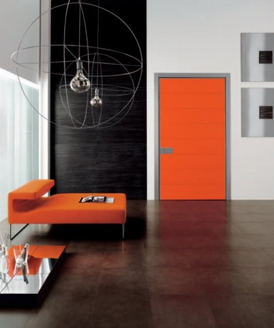 Create the perfect door for your modern space. Customize your home with our new line of contemporary doors. Exhibiting the beauty of woods such as wenge, zebrano, ebony, and various others our doors provide lasting quality while displaying luxury. We decorate them with either glass or stainless steel strips.  You can also bring in your design and we'll build it for you.  On top of all that, if you live in south FL you'll enjoy exclusive installation by our adept professionals.