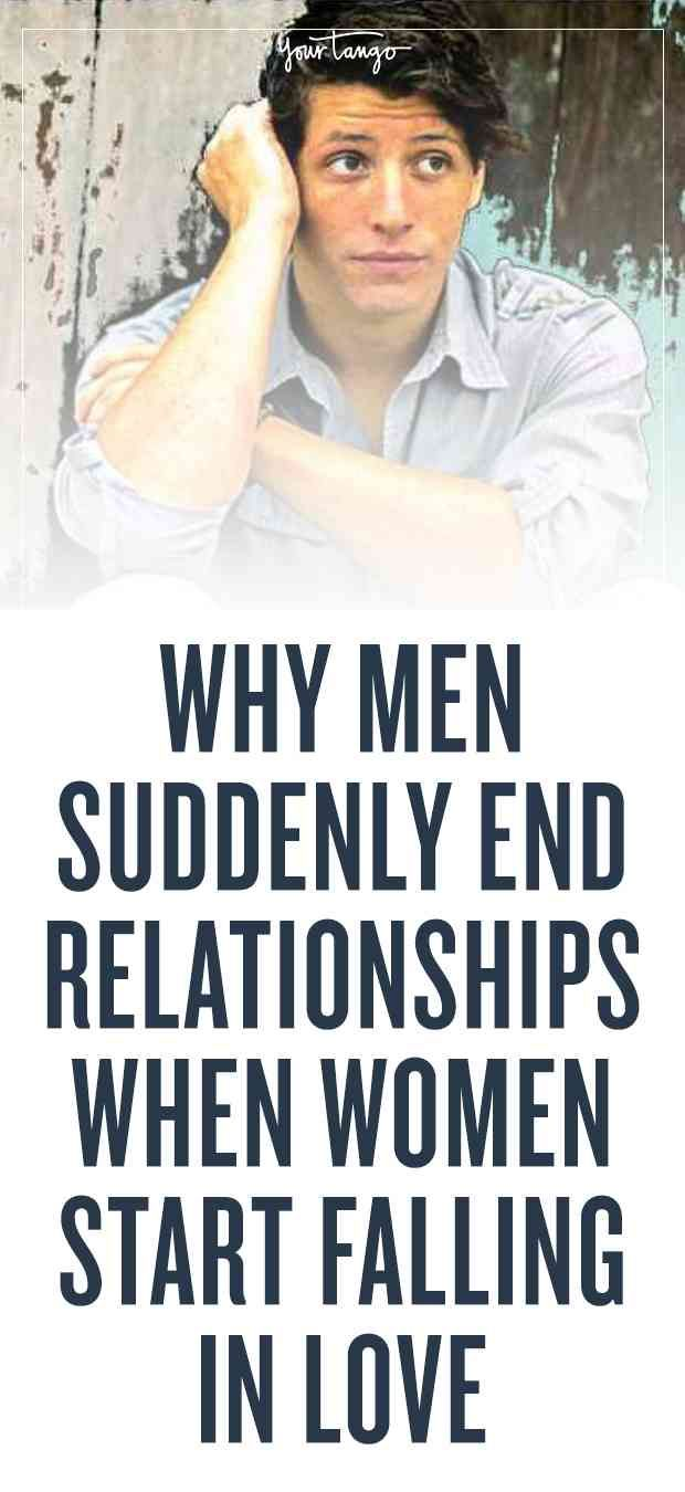 the best way to end a relationship with a man