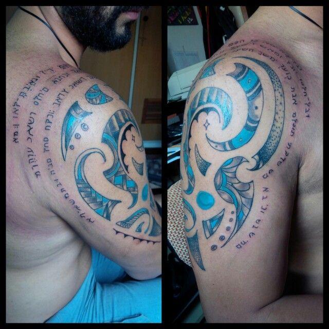 #tattoo #kanuttoo #tattoomaori #maori #blue #gray #blackandwhite #line #linetattoo #shadow #armor #shoulder #arm #tatuaje #tatu #tatumaori #azul #gris #blancoynegro #linea #lineas #lineatatuaje #sombra #armadura #hombro #brazo #point #pointillism #puntos #puntillismo #ink #inked