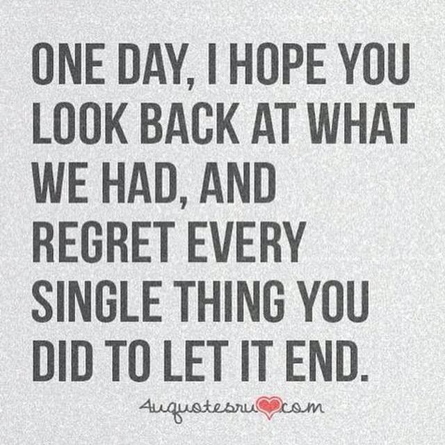 Love Regret Quotes Images: Best 25+ Love Ending Quotes Ideas On Pinterest