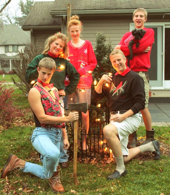I want to do a family picture like this.