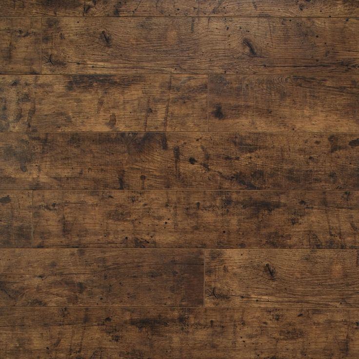 Versailles dark perspective collection quick for Laminate flooring cork