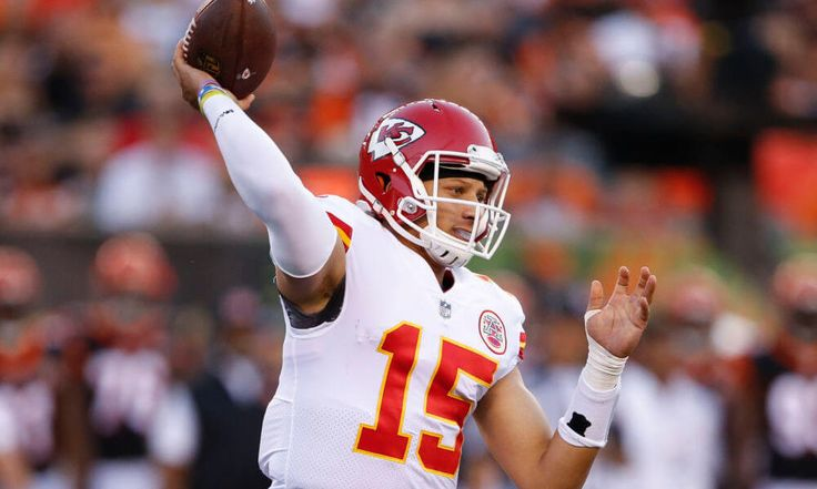 Chiefs QB Patrick Mahomes is exceeding expectations = When the Kansas City Chiefs moved up to select Patrick Mahomes 10th overall in this year's draft, it was a clear sign coach Andy Reid immensely valued his raw talent and knew.....
