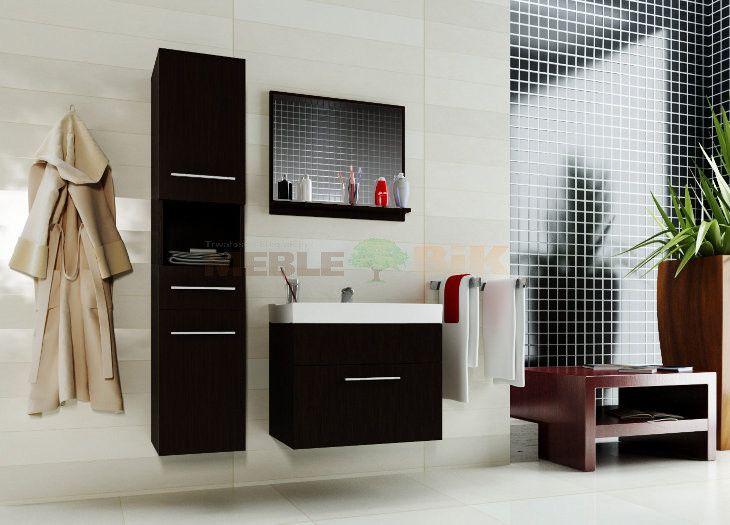 Zestaw mebli łazienkowych Tipo | M Meble | meble do łazienki | 393,00 zł - sklep meblowy Meble BIK