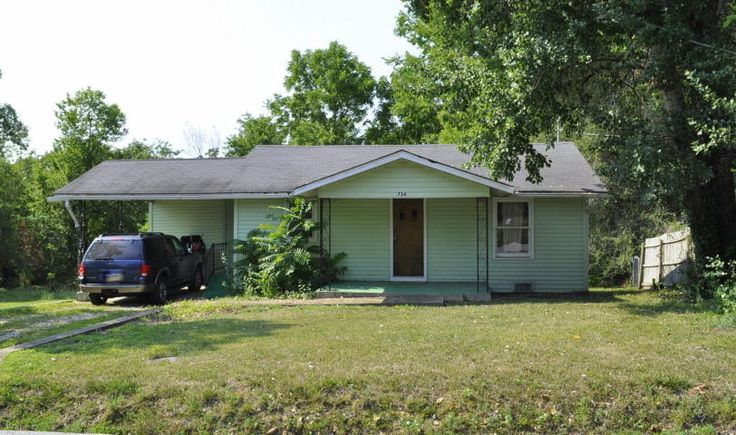 Great little income property or affordable living. Living room and bedrooms have hardwood floors and the full bath has a tile shower wall and floors. Home has a fridge, stove washing machine, storage shed, and attached one car garage. Call your real estate professional to arrange a showing today in Buffalo MO