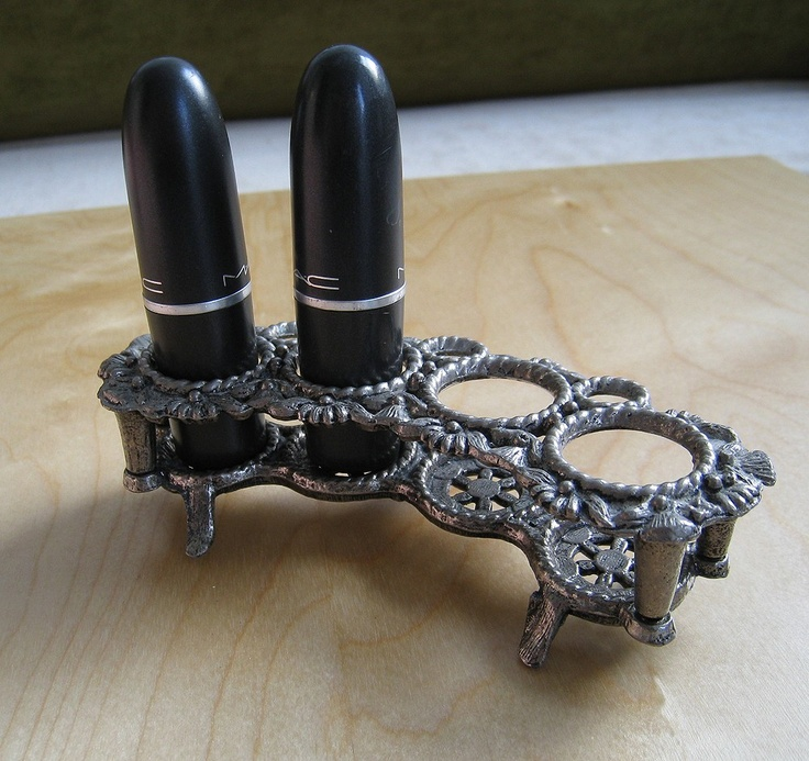 Celeste Collectible Vintage Lipstick Holder