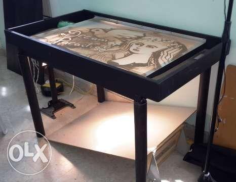 Archive Light Table For Sand Art Mu Olx Oman