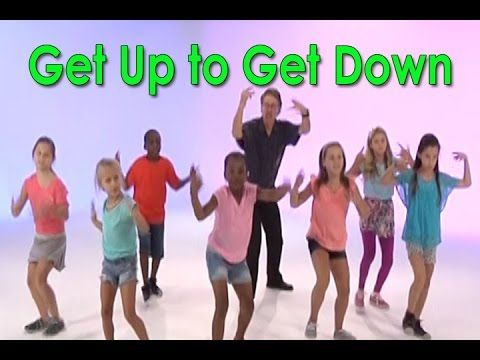 Get Up To Get Down is a high energy brain breaks song that gives children an opportunity to increase their physical activity, improve listening skills and learn to follow directions while getting the wiggles out. Children will love this brain breaks song. They get to do a large variety of movements as they listen and follow directions. Kids twist, shake, roll their arms, go right and left, rope like a cowboy and more in this super fun brain breaks song.