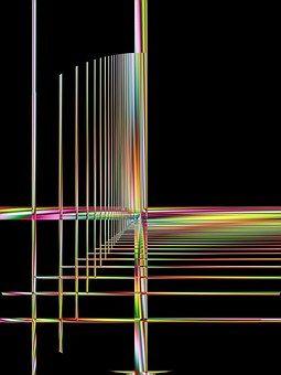 Fraktální Design, Digitální Umění