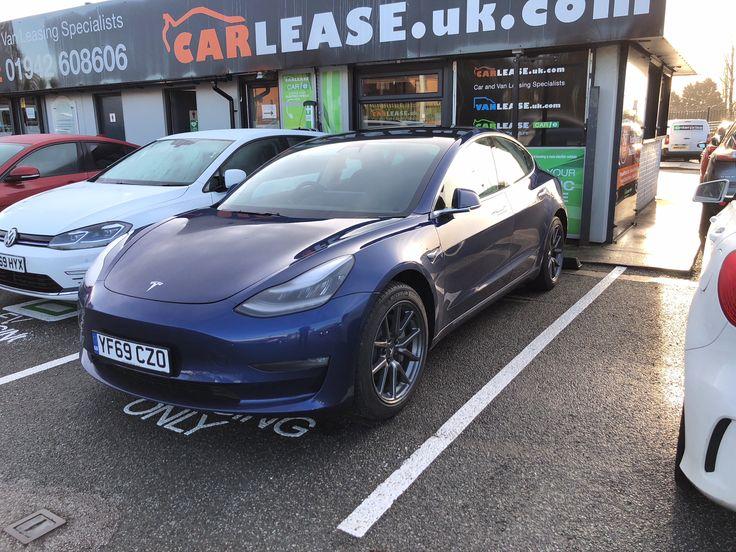 The Tesla MODEL 3 SALOON Long Range AWD 4dr Auto Car ...