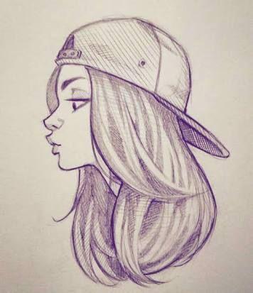 Resultado de imagen para imagenes para dibujar a lapiz de mejores amigas #drawingtechniques