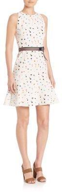 Akris punto Boulder Print Dress on major sale from Saks Fifth Avenue