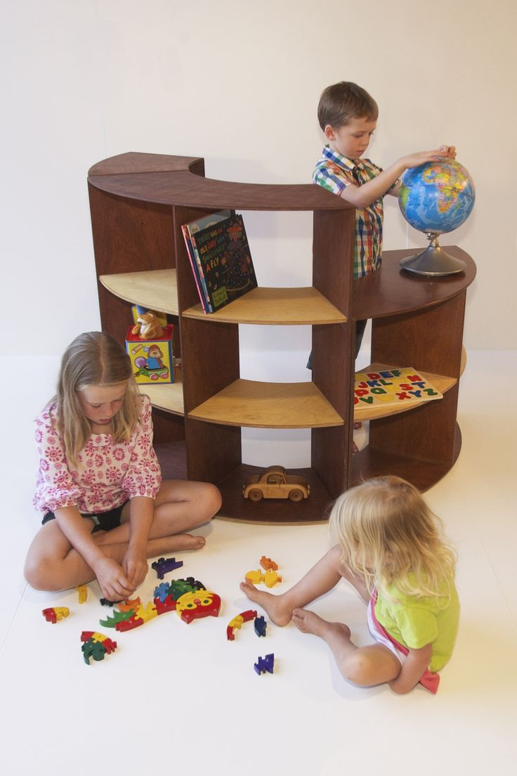 Modular Connectable Shelving - available at www.hebe.kiwi.nz