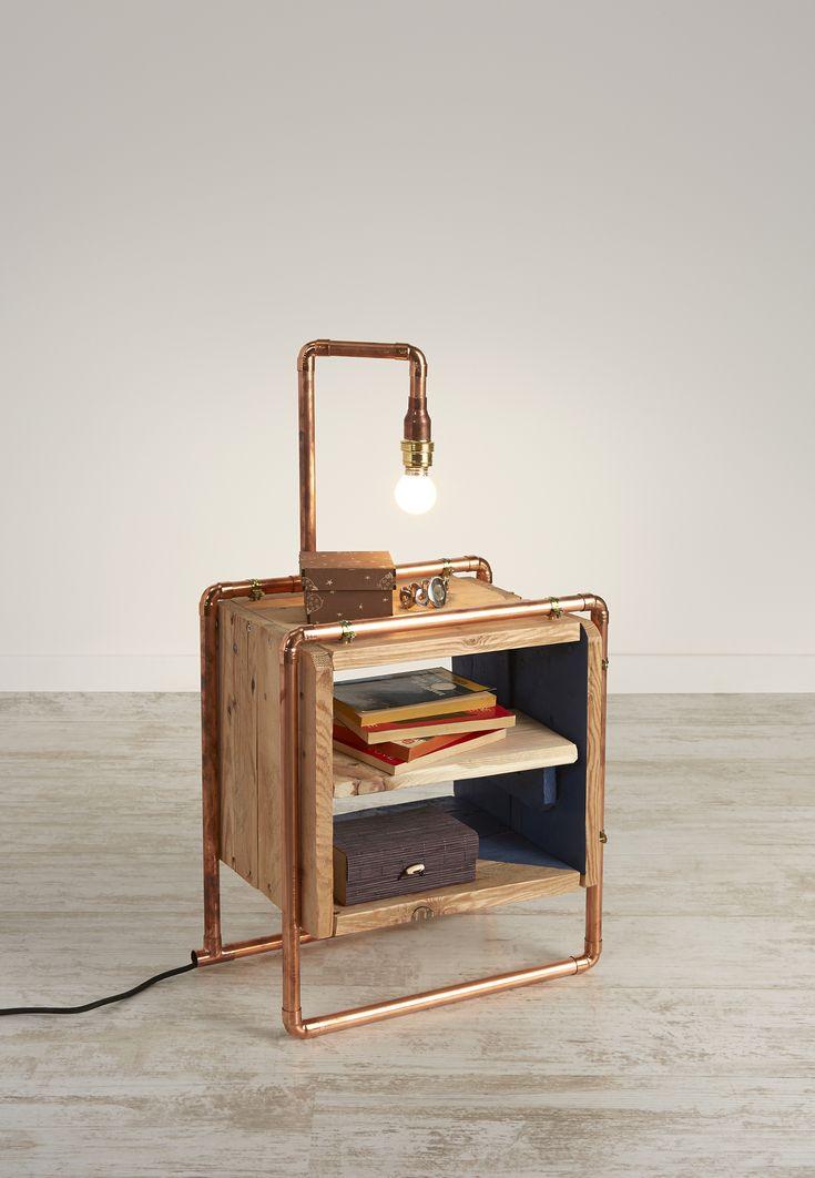 Préférence Les 25 meilleures idées de la catégorie Lampe cuivre sur Pinterest  YR85