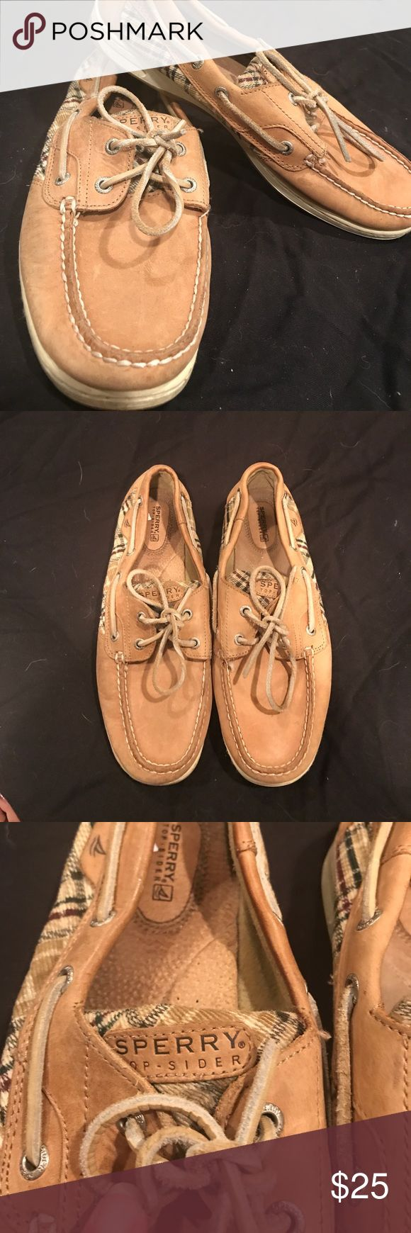 Sperry Top Sider Only worn a couple of times in great condition! They are super comfortable! Sperry Top-Sider Shoes