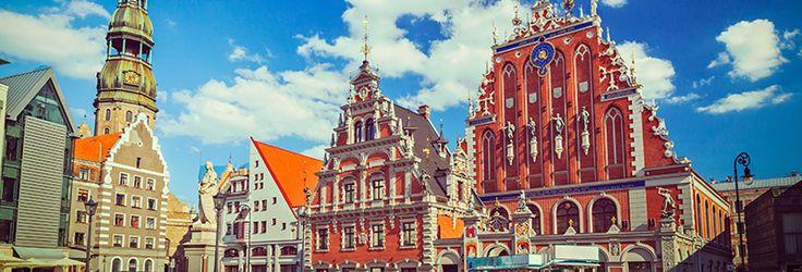 5 historical buildings in Riga   Woact.com