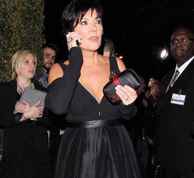 Kris Jenner Regrets Divorcing Kim Kardashian's Dad   RumorFix