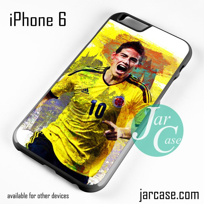 James Rodriguez Football Player Phone case for iPhone 6 and other iPhone devices