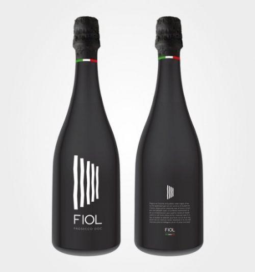 Дизайн бутылочных наклеек и упаковки