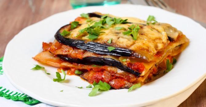 Recette de Lasagnes de légumes sans pâte. Facile et rapide à réaliser, goûteuse et diététique. Ingrédients, préparation et recettes associées.