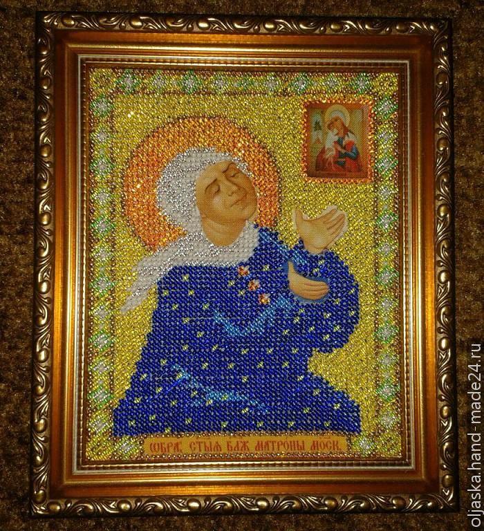 Святая блаженная Матрона – самая почитаемая московская святая, портал Hand-Made24.ru