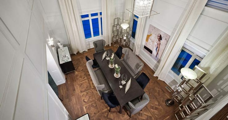 The Princess Margaret Home Lottery Showhome 1 - Dining Room