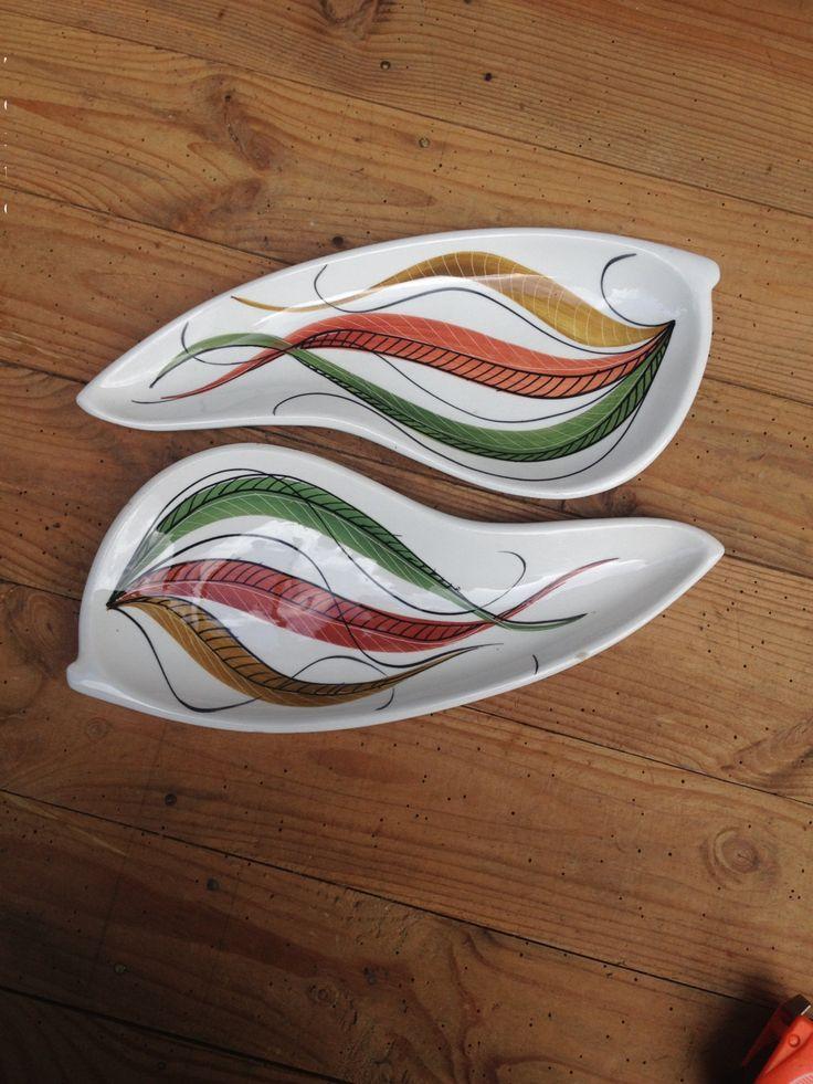 Louisiana Map Decor%0A   petits plats de pr  sentation ou coupelles ann  es      en fa  ence d  cor  peint main fabriqu   en