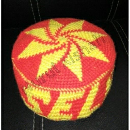 Free Pattern Crochet Kopiah : 1000+ images about Crochet Hat & Beanies on Pinterest ...