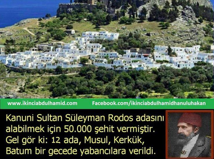 Sultan II.Abdulhamid Han