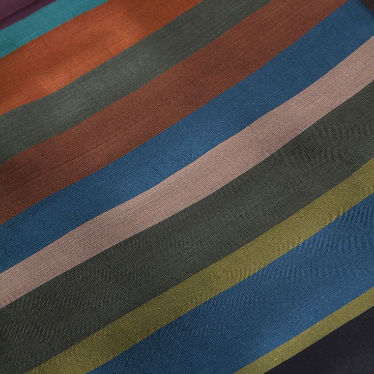 Detail from the Chroma scarf, Annaloom collection