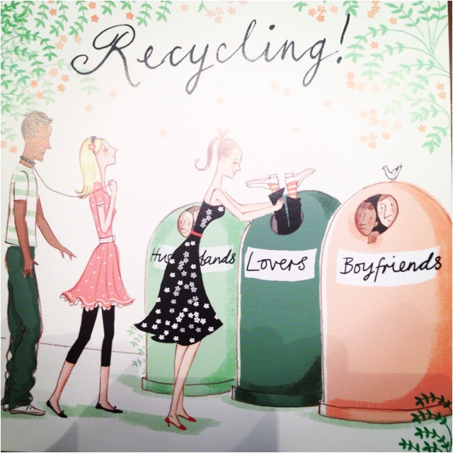 RecyclingRecycle Ideas, Good Ideas, Fun Funny, Irony, Great Ideas, Recycle Dd, Living Ideas, Feelings, Recycle Art