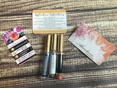 06-05-2017...LipSense by SeneGence Review & Giveaway