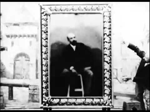 Le portrait mystérieux (1899) - Georges Méliès