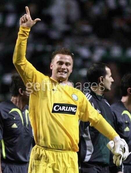 Artur Boruc aka The Holie Goalie