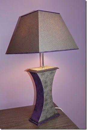 Lampe concave 22-Françoise C