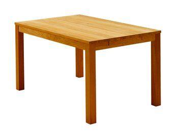 Étkezőasztal SILKEBORG 90x140 tölgy