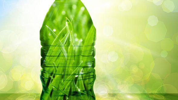 Plástico biodegradable con azúcar y CO2
