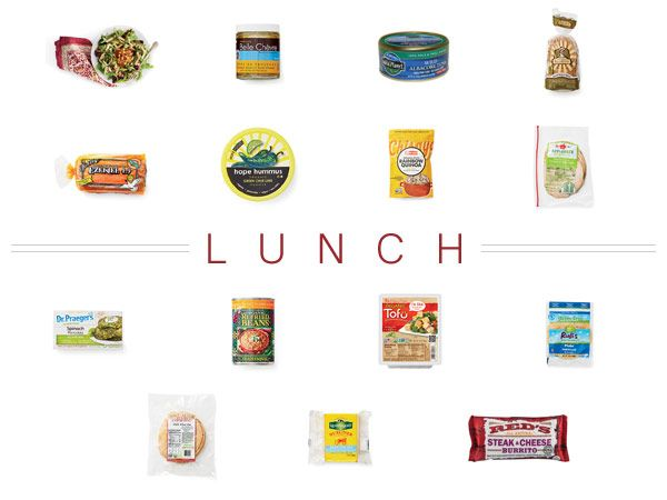 100 Cleanest Packaged Food Awards 2014: Lunch - http://www.prevention.com/food/smart-shopping/100-cleanest-packaged-food-awards-2014-lunch