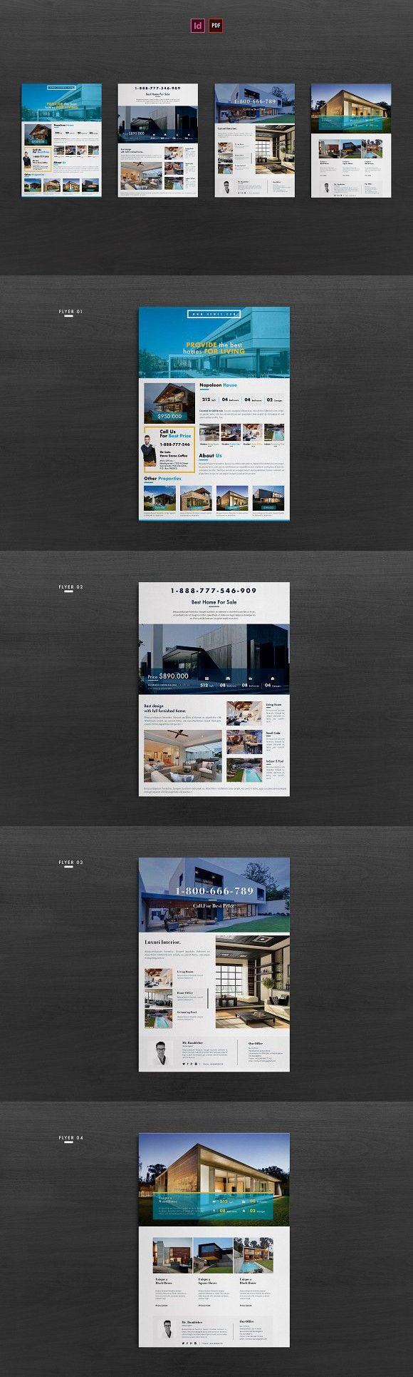 Real Estate Template%0A Real Estate Flyer  Flyer Templates