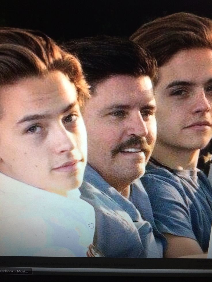 Dylan And Cole Sprouse Dad 10+ images abou...