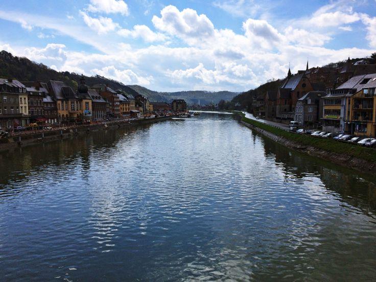 Dinant, Belgium town