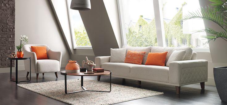 Yemek odasından genç odasına, yatak çeşitlerinden, tekstil ve aksesuara kadar birbirinden geniş ürün yelpazesiyle hayatı şekillendiren Enza Home!
